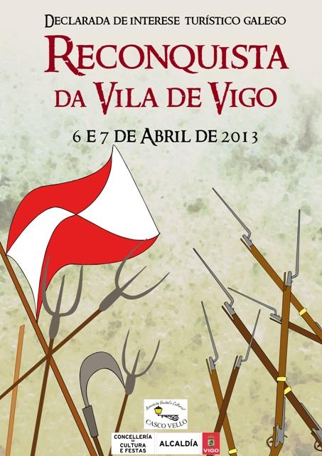 Cartel Reconquista 2013